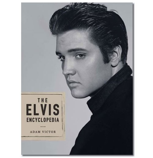 Elvis Presley Boek The Elvis Encyclopedia Hard Cover