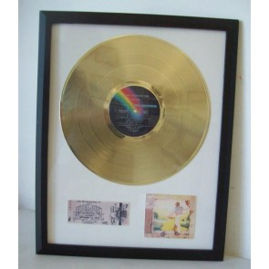 Gouden plaat Lp Elton John - Yellow Brick Road