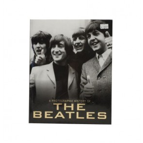 A Photographic History of The Beatles, Boek