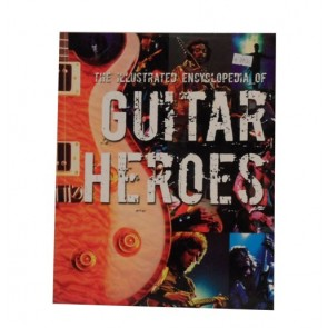 The Encyclopedia of Guitar Heroes, Boek
