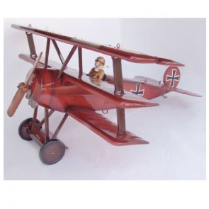 Transport Air Red Baron Airplane Jumbo