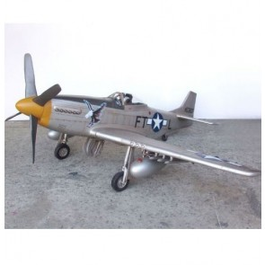 Transport Air Mustang Airplane Jumbo