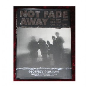 Rolling Stones Not Fade Away Boek
