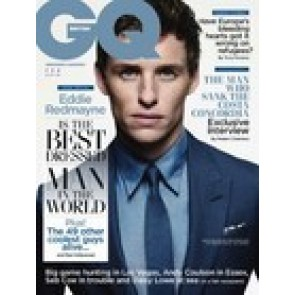 Gentlemen's Quarterly (GQ) UK