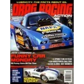 Drag Racing Action