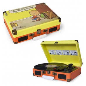 Peanuts Cruiser Platenspeler - Limited Edition Record Store Day 2014