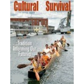Cultural Survival Quarterly