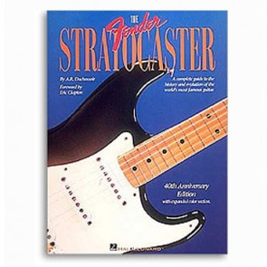 The Fender Stratocaster, boek