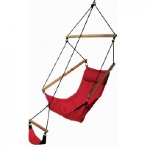 Hangstoel Swinger Red