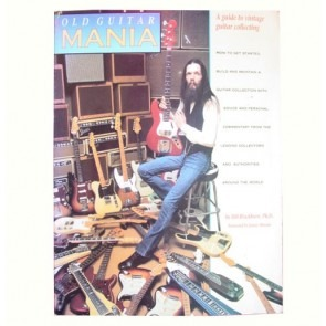 Old Guitar Mania, boek