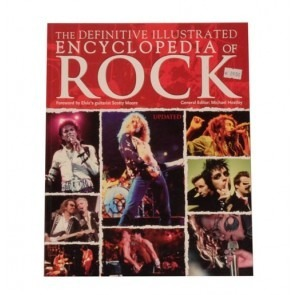 The Encyclopedia of Rock, Boek