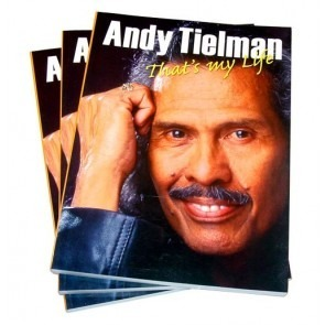 Andy Tielman - That's my Life Boek