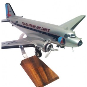 Model Vliegtuig DC-3 Eastern Airlines
