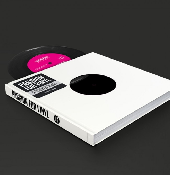 Boek Passion for Vinyl - A Tribute to All Who Dig the Groove + 7 Single""