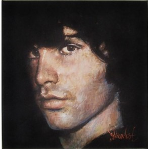 Peter Donkersloot 30 x 30 cm Jim Morisson The Doors