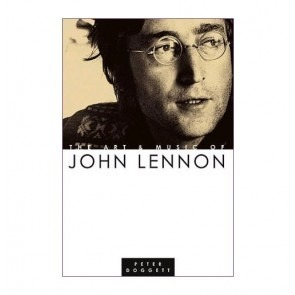John Lennon The Art & Music Of Boek Hardcover