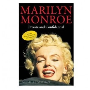 Marilyn Monroe. Private and confidential, Boek