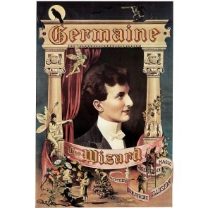 Germaine The Wizard Magic Poster