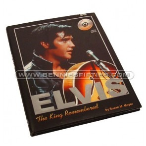 Elvis 'The King Remembered' Boek