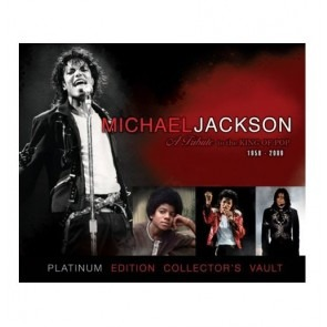 Michael A Tribute Collectors Vault Boek Hardcover